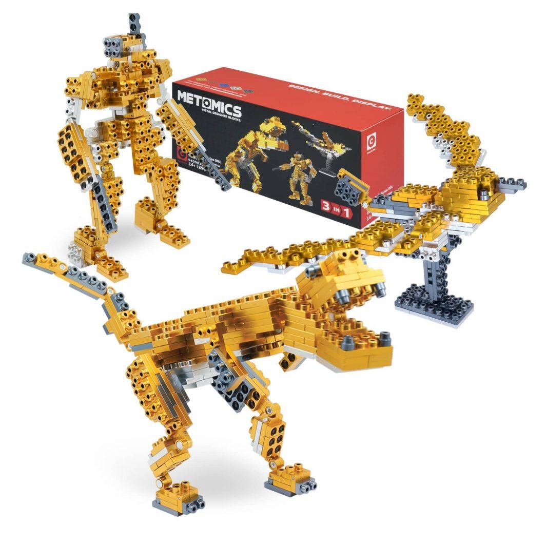 T-Rex 3-in-1