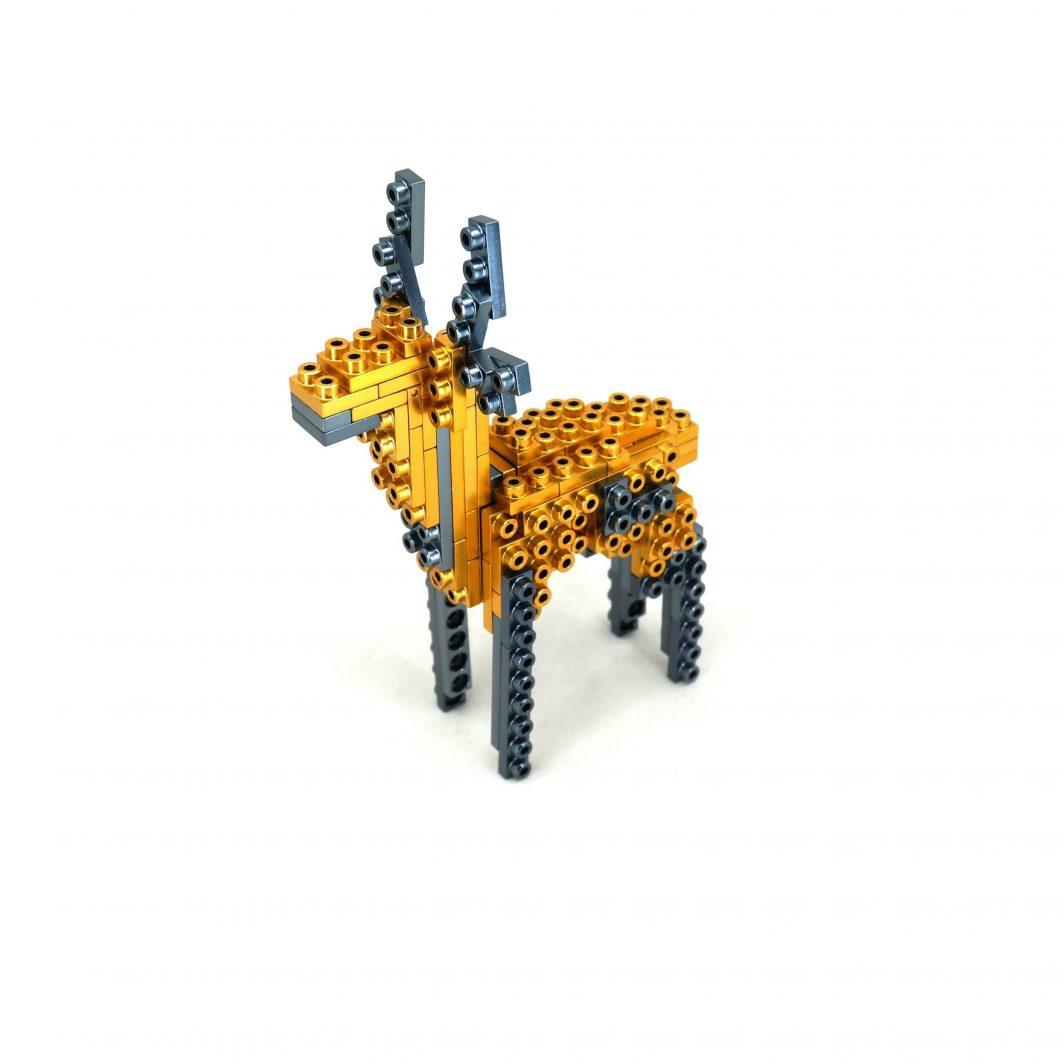 Deer 3-in-1